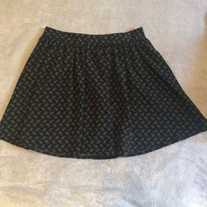Paisley Circle-Skirt